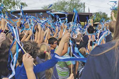 Montessori Education Centre Blue Ribbon designation