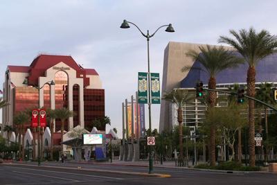 Mesa Arizona City Buildings