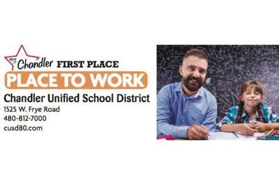 Chandler Unified School District  1525 W. Frye Road  480-812-7000