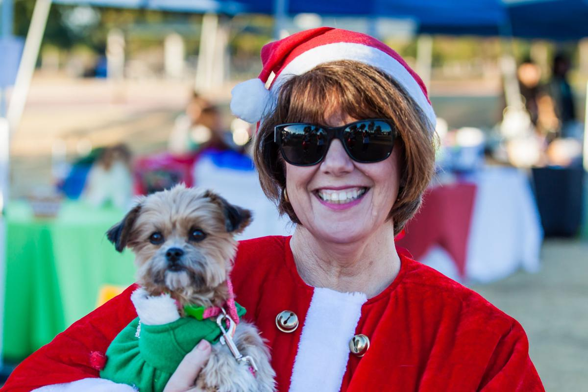 Gilbert's 12k's of Christmas run benefits Maricopa County Animal Care and Control and other animal care organizations. The whole family can get in the spirit of the season and run or walk in their best holiday apparel.