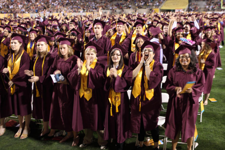 ASU Spring Commencement