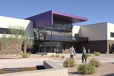 $25 million Sci-Tech Facility Mesa High School
