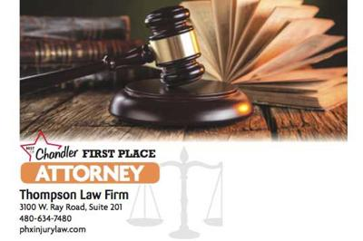 Thompson Law Firm  3100 W. Ray Road, Suite 201  480-634-7480