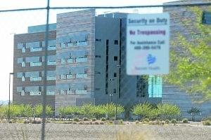 Q.C., San Tan Valley covet hospital's address