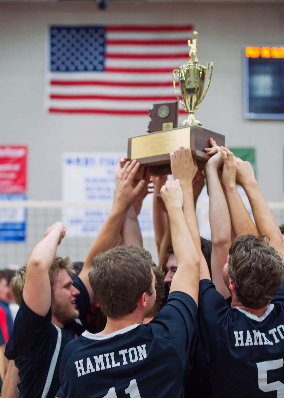 Volleyball: D-I Championship