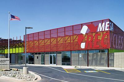 Mesa hazardous materials facility 2412 N. Center St., Bldg. 2, off Lehi Road