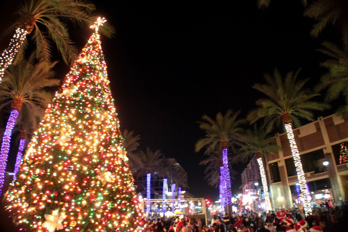 Holiday light festivals brighten up the season arizona go to tinyevtlights to nominate a friend or yourself to solutioingenieria Gallery