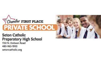 Seton Catholic Preparatory High School  1150 N. Dobson Road  480-963-1900