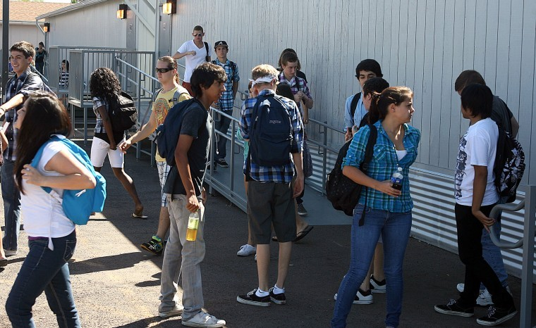 Freshman invasion: 3 Mesa high schools adjust as hundreds of 9th