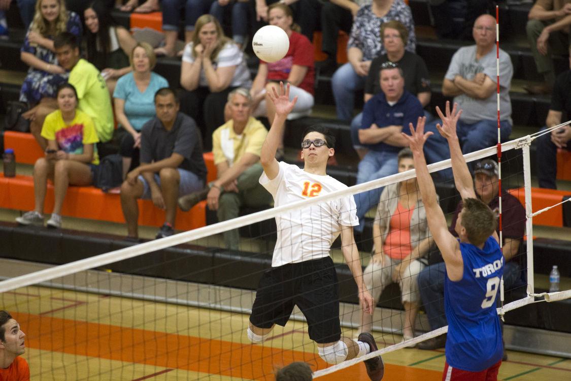 Volleyball: Corona del Sol vs Mountain View