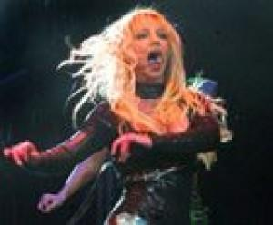 Britney Spears Sputters In Glendale News Eastvalleytribune Com