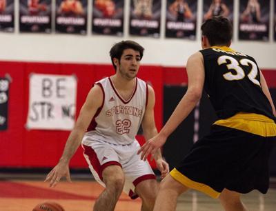 Leading Edge basketball
