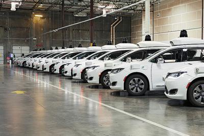 Waymo self-driving into the East Valley fast lane | News
