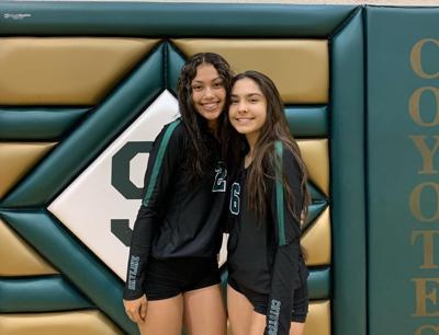 Skyline volleyball senior