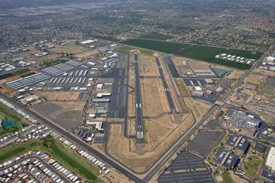 Study: Falcon Field a soaring economic engine