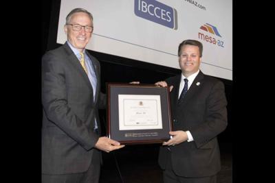 Mesa Mayor John Giles Autism Certification