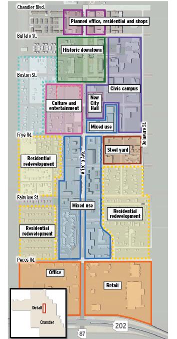 Long Awaited City Hall Will Transform Downtown Chandler Chandler