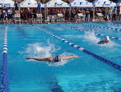 Scottsdale Prep swimming