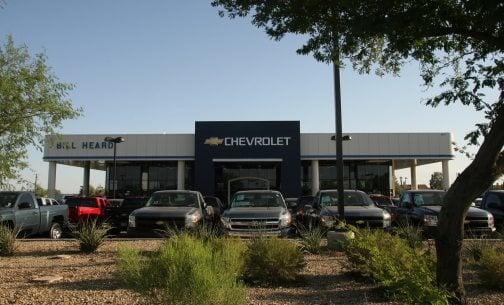 Bill Heard Chevrolet >> Bill Heard Closes Scottsdale Dealership News Eastvalleytribune Com