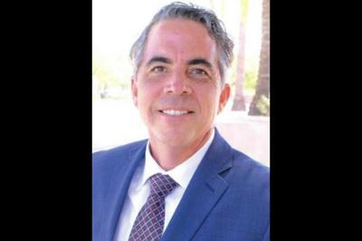 East Valley Institute of Technology Superintendent Chad Wilson