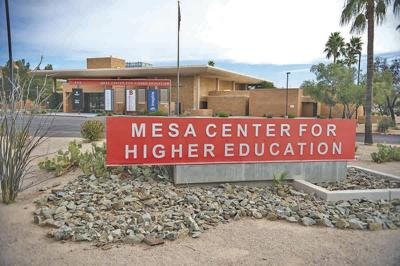 The Mesa Center for Higher Education