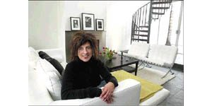 Designer Judi Testani finds a following with uncluttered look