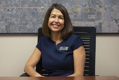 Mesa Public Schools Superintendent Ember Conley
