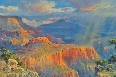 Grand Canyon centennial arts