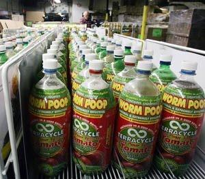 Miracle-Gro sues small N J  organic plant-food maker