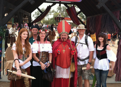 Win tickets to the Arizona Renaissance Festival for you and your family