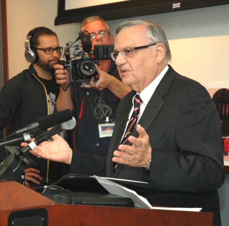 Arpaio Investigation Proves Obama Birth Certificate A Fake