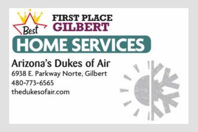 Arizona's Dukes of Air  6938 E. Parkway Norte, Gilbert