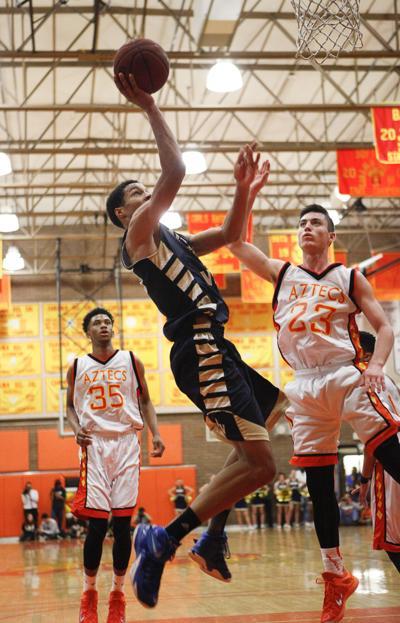 Basketball: Corona vs Desert Vista