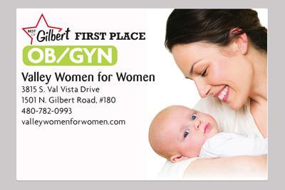 Valley Women for Women 3815 S. Val Vista Drive 1501 N. Gilbert Road, #180
