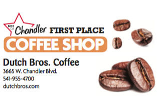 Dutch Bros. Coffee 3665 W. Chandler Blvd.