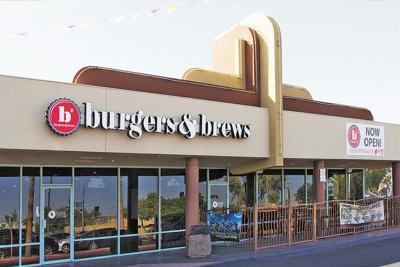 Burgers & Brews