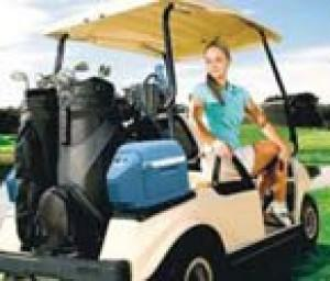 Tempe Company Outfits Golf Carts With Air Conditioners