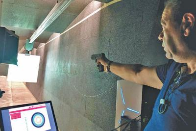 Guns and booze won't mix at EV bar-shooting range | East Valley