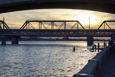 Light Rail Bridge