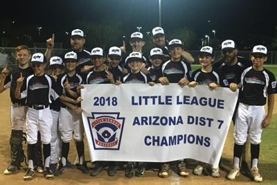 af2b863c0 Red Mountain 12-year-olds win Little League district title