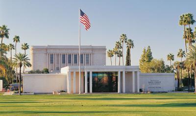 Mormon temple renovation will impact downtown Mesa