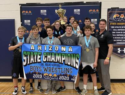 ALA-Gilbert Jr High Wrestling