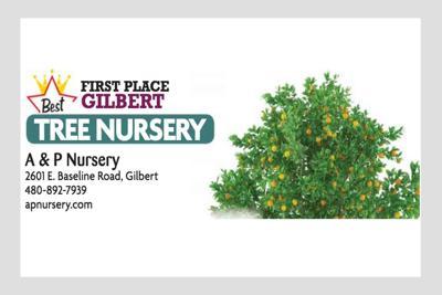 A & P Nursery 2601 E. Baseline Road, Gilbert 480-892-7939