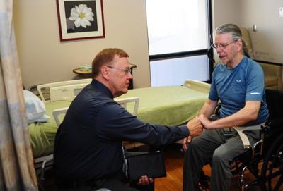 Chaplain David Yanez at Banner Baywood Medical Center