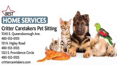 Critter Caretakers Pet Sitting
