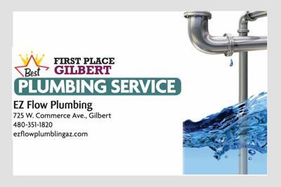 EZ Flow Plumbing 725 W. Commerce Ave., Gilbert