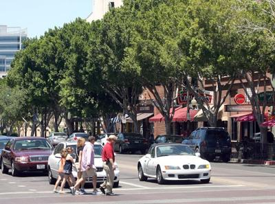 Mill Avenue in Downtown Tempe