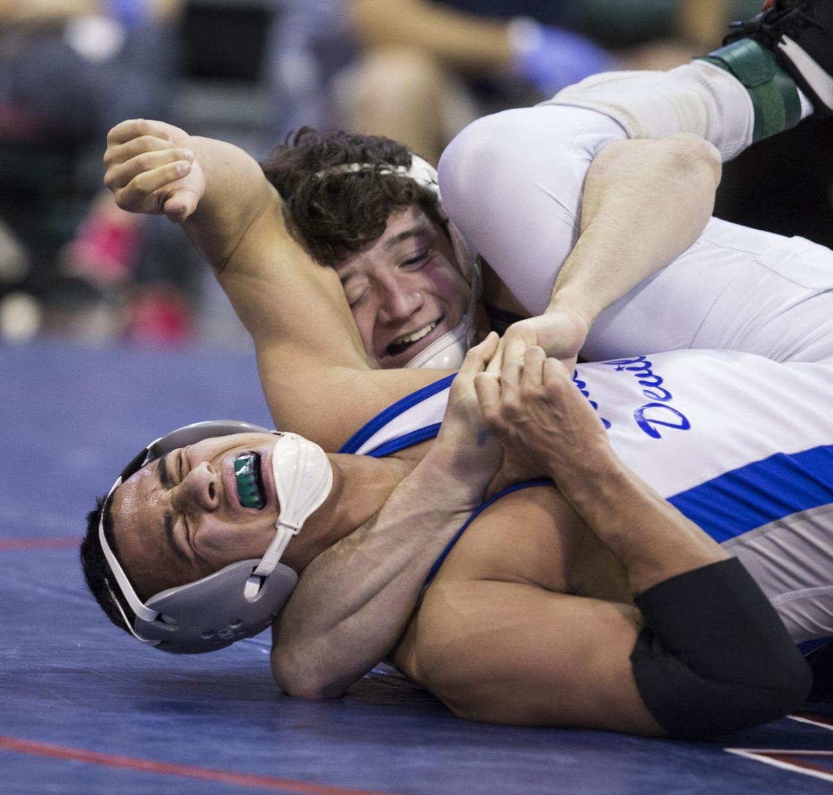 Wrestling: DI and DII State Championships