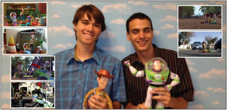"""Live Action """"Toy Story"""" Project"""