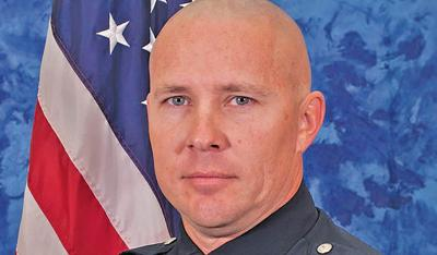 Mesa SWAT Officer Jeffrey Neese